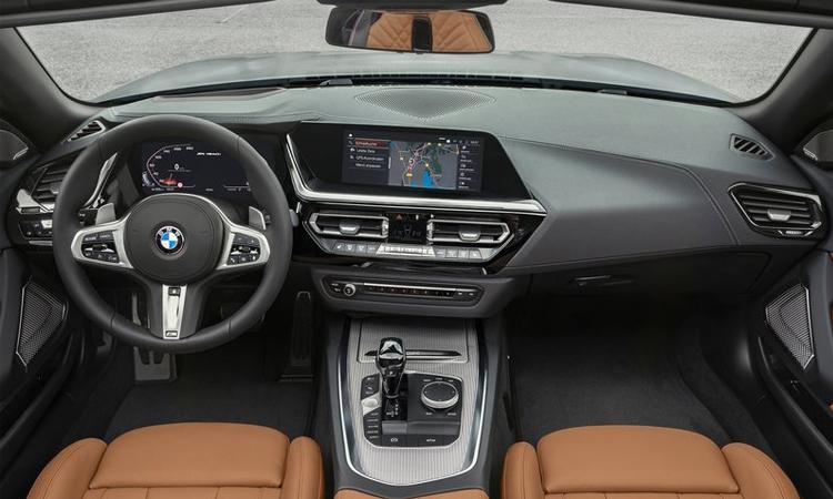 ภายใน BMW Z4 sDrive30i M Sport / M40i (G29)