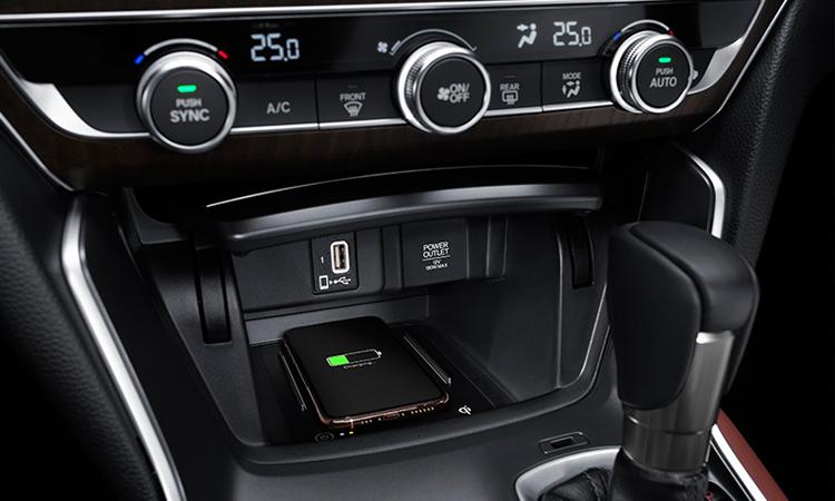 อุปกรณ์อำนวยความสะดวก All NEW Honda Accord Gen10