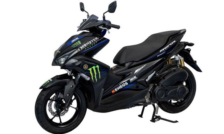 Yamaha Aerox 155รุ่น MotoGP Edition