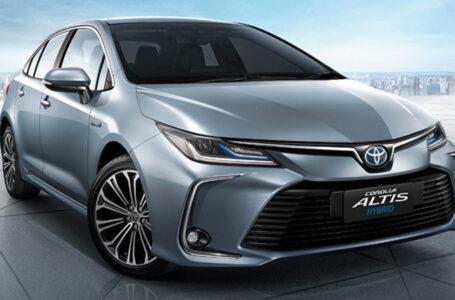 ราคา ตารางผ่อนดาวน์ All New Toyota Corolla Altis (TNGA) 2020-2021