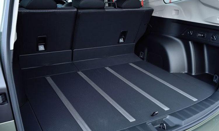ที่เก็บของด้านหลัง Subaru Foreste X-Edition