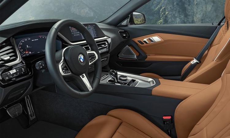 พวงมาลัย BMW Z4 sDrive30i M Sport / M40i (G29)