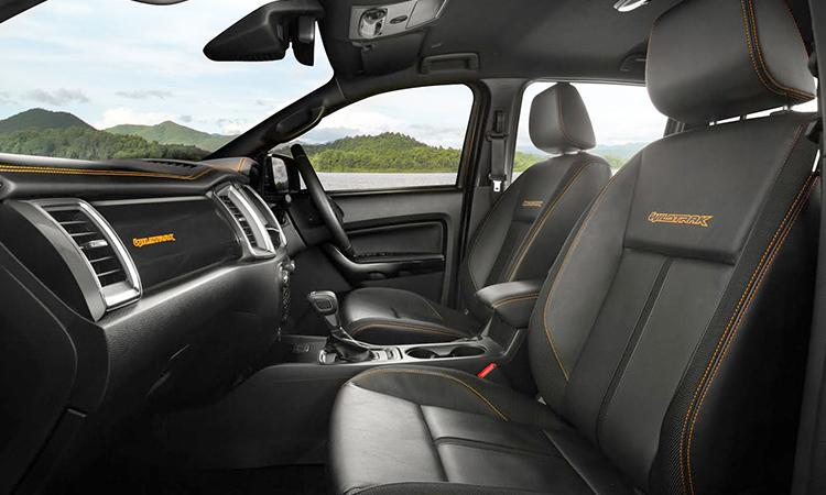 เบาะ Ford Ranger Wildtrak 2.0 Bi-Turbo 4WD