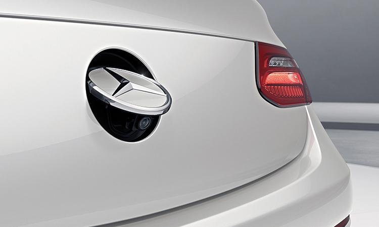 กล้องหลัง Mercedes-Benz E200 Coupé AMG Dynamic 2020