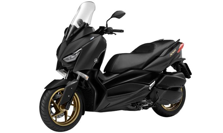 Yamaha XMAX 300สีดำ