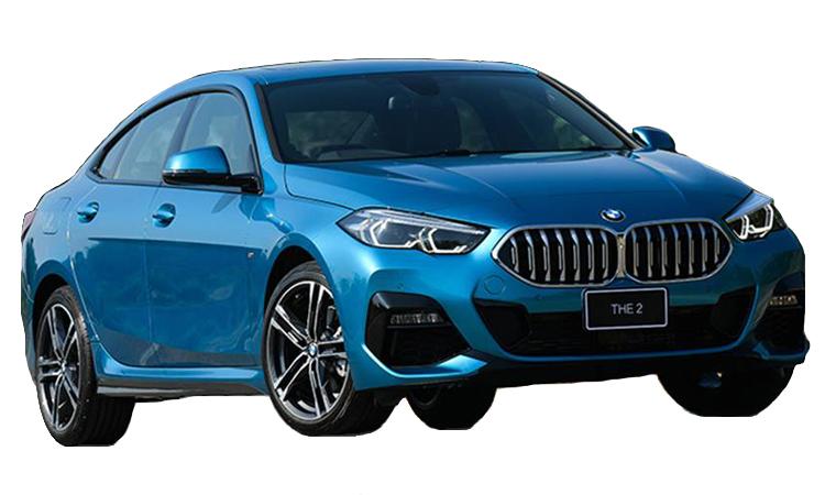 BMW 218i_Snapper Rocks