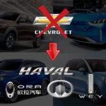 ลุ้น Great Wall Motors จะนำรถแบรนด์ไหน มาแทนที่ Chevrolet 1