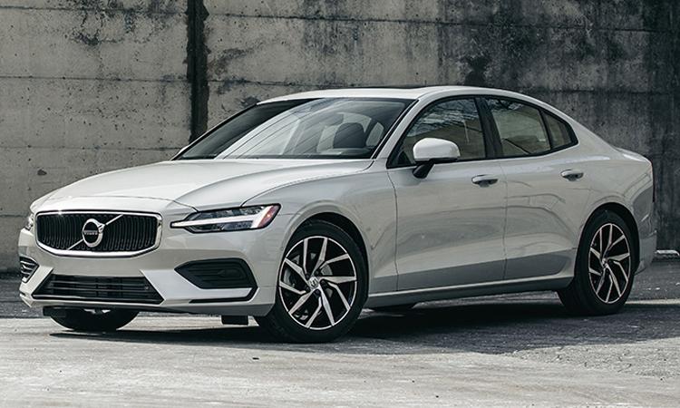 ดีไซน์ All NEW Volvo S60