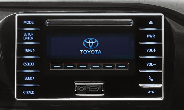 จอกลาง Toyota Hilux Revo Standard Cab