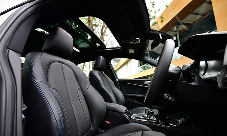 หลังคาซันรูฟ BMW 218i Gran Coupe'