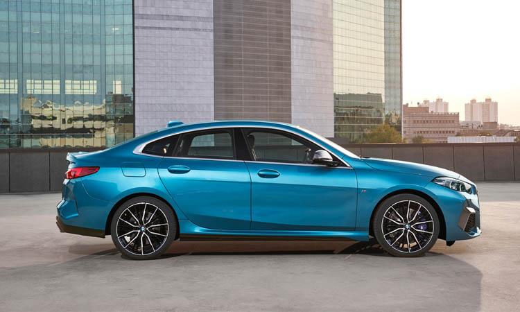ระบบความปลอดภัย BMW 218i Gran Coupe'