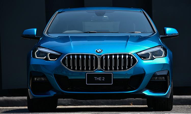 กระจังหน้า BMW 218i Gran Coupe'