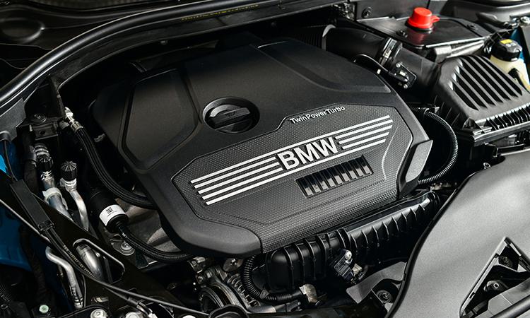เครื่องยนต์ BMW 218i Gran Coupe'