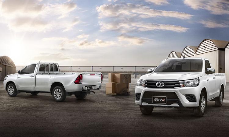 Toyota Hilux Revo Standard Cab