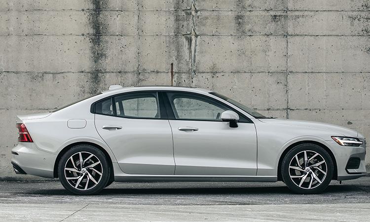 ภายนอก All NEW Volvo S60