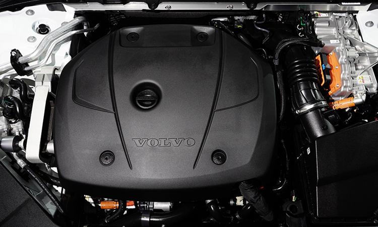 เครื่องยนต์ All NEW Volvo S60