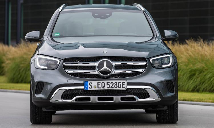กระจังหน้า Hybrid Mercedes-Benz GLC 300e Plug-in