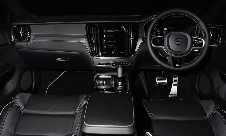 ภายใน All NEW Volvo S60