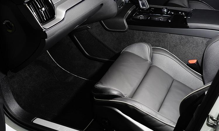 ดีไซน์เบาะข้างคนขับ All NEW Volvo S60