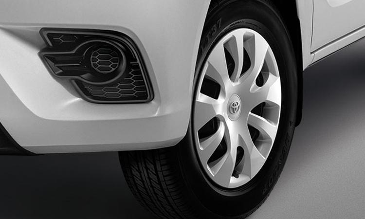 ล้อ Toyota Hilux Revo Standard Cab