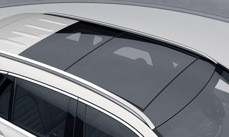 หลังคาซันรูฟ Hybrid Mercedes-Benz GLC 300e Plug-in