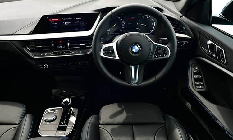 พวงมาลัย BMW 218i Gran Coupe'