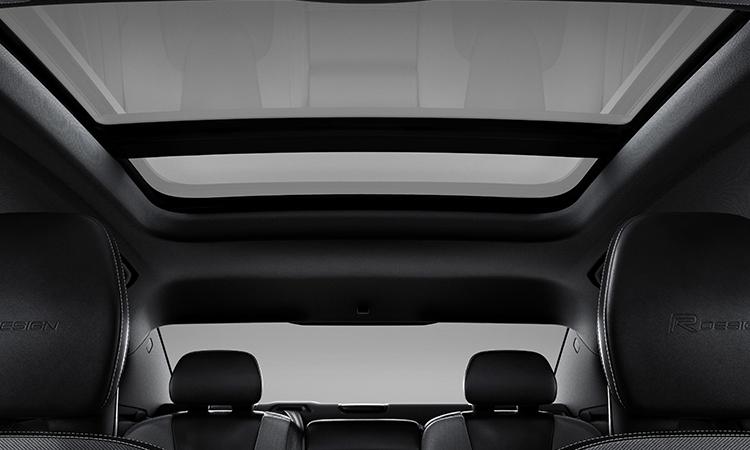 หลังคาซันลูบ All NEW Volvo S60