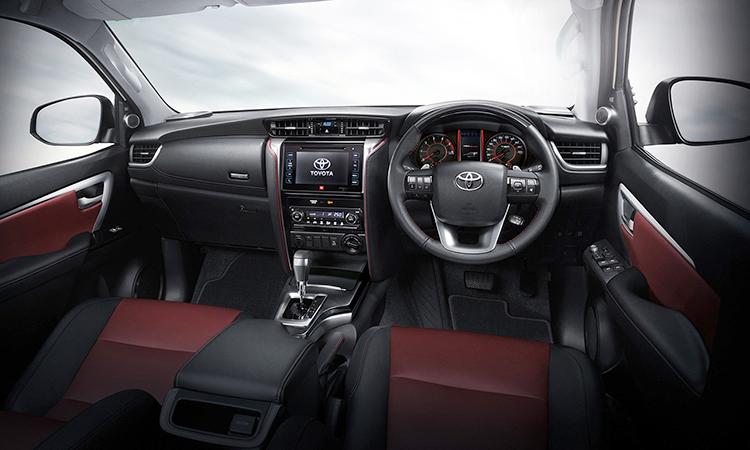 ราคา ตารางผ่อนดาวน์ Toyota Fortuner ปี 2020-2021 13