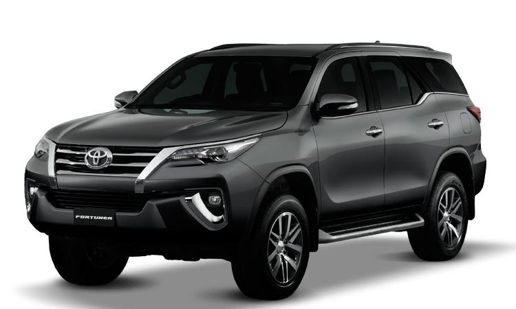 ราคา ตารางผ่อนดาวน์ Toyota Fortuner ปี 2020-2021 21