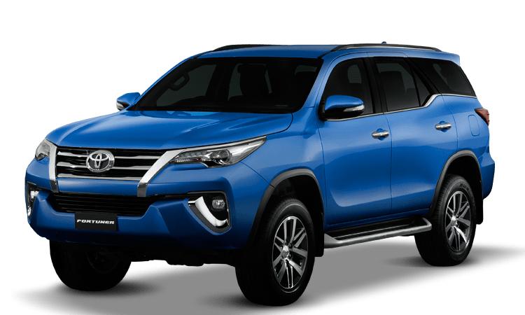 ราคา ตารางผ่อนดาวน์ Toyota Fortuner ปี 2020-2021 22