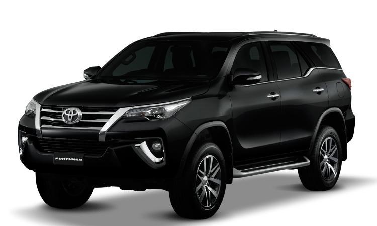 ราคา ตารางผ่อนดาวน์ Toyota Fortuner ปี 2020-2021 23
