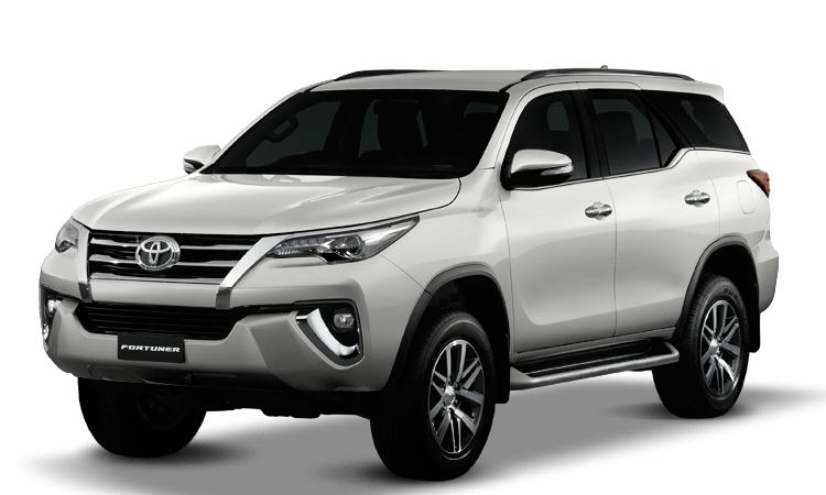 ราคา ตารางผ่อนดาวน์ Toyota Fortuner ปี 2020-2021 24