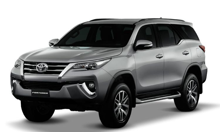 ราคา ตารางผ่อนดาวน์ Toyota Fortuner ปี 2020-2021 25