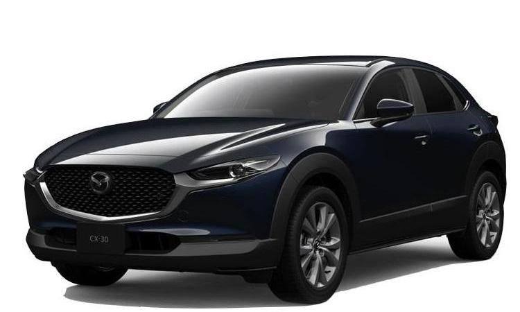 ราคา ตารางผ่อนดาวน์ All NEW Mazda CX-30 ปี 2020 7