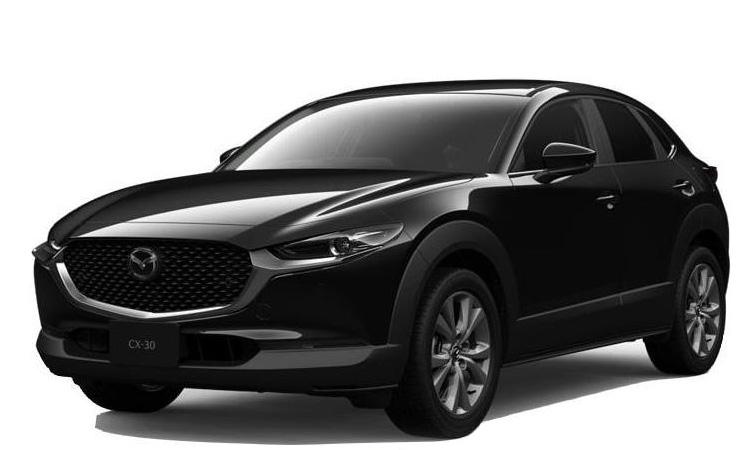 ราคา ตารางผ่อนดาวน์ All NEW Mazda CX-30 ปี 2020 6