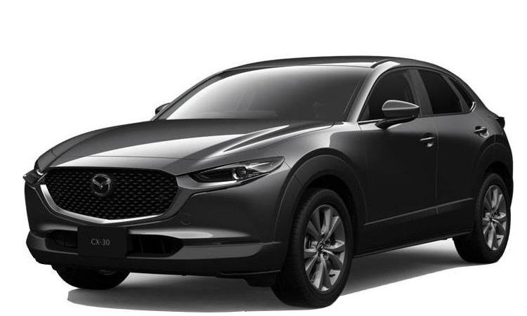 ราคา ตารางผ่อนดาวน์ All NEW Mazda CX-30 ปี 2020 5