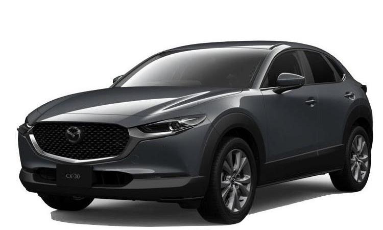 ราคา ตารางผ่อนดาวน์ All NEW Mazda CX-30 ปี 2020 4
