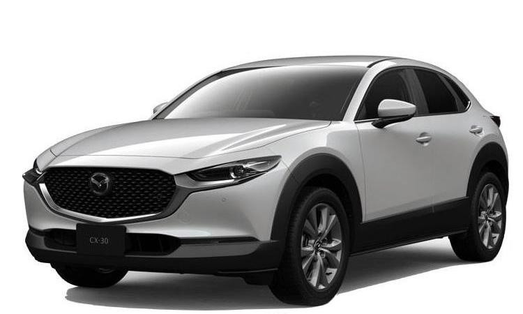 ราคา ตารางผ่อนดาวน์ All NEW Mazda CX-30 ปี 2020 3