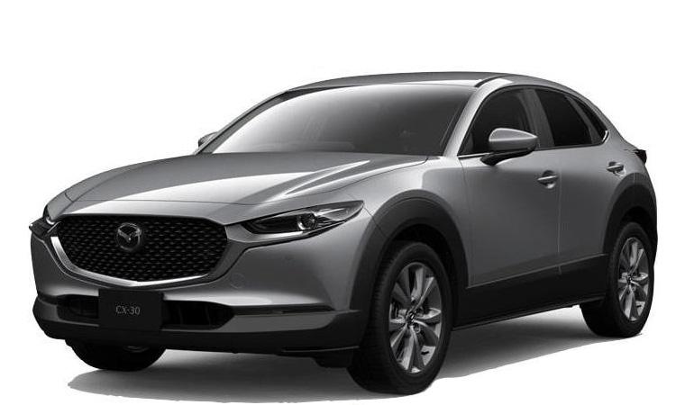 ราคา ตารางผ่อนดาวน์ All NEW Mazda CX-30 ปี 2020 2
