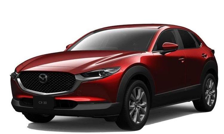 ราคา ตารางผ่อนดาวน์ All NEW Mazda CX-30 ปี 2020 1