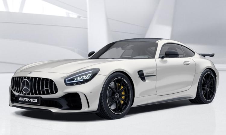 Mercedes-AMG GT R_Designo Diamond White
