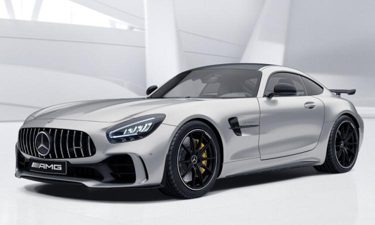 Mercedes-AMG GT R_Iridium Silver