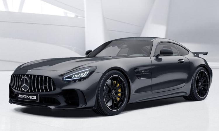 Mercedes-AMG GT R_Magnitite Black