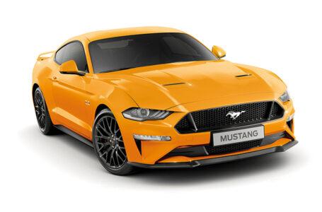 ราคา ตารางผ่อนดาวน์ Ford Mustang 2020-2021