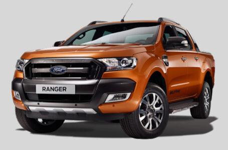ราคา ตารางผ่อนดาวน์ Ford Ranger 2020-2021