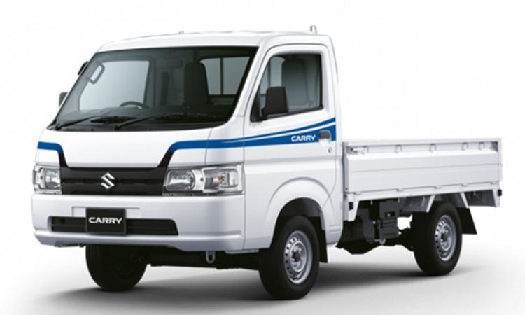 ราคา ตารางผ่อนดาวน์ SUZUKI CARRY 2020 - 2021