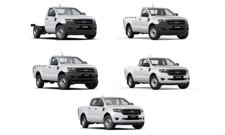 Ford Ranger รุ่น XL