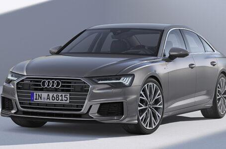 ราคา ตารางผ่อนดาวน์ Audi A6 Sedan 2020