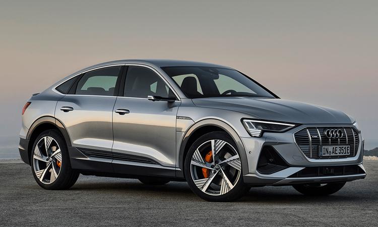 ราคา ตารางผ่อนดาวน์ Audi e-tron