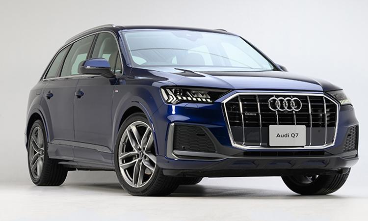 Audi Q7 Minorchange 45 TDI quattro